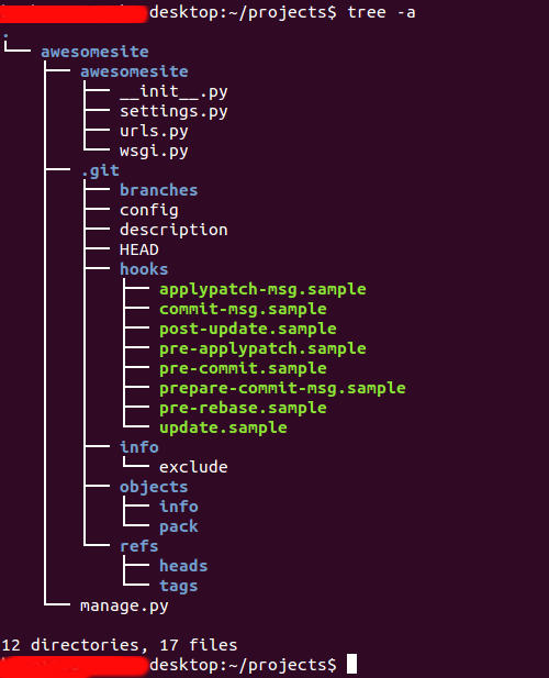 tree-command-linux-hierarchical-structure-directory-tree