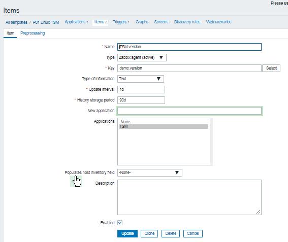 tsm-version-item-zabbix-screenshot