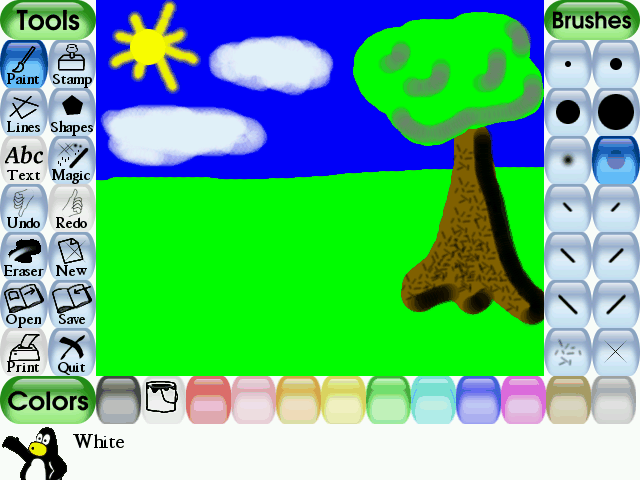 paint games for kids on computer