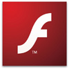 Update flash player on Debian GNU / Linux update-flashplugin-nonfree macromedia flash logo