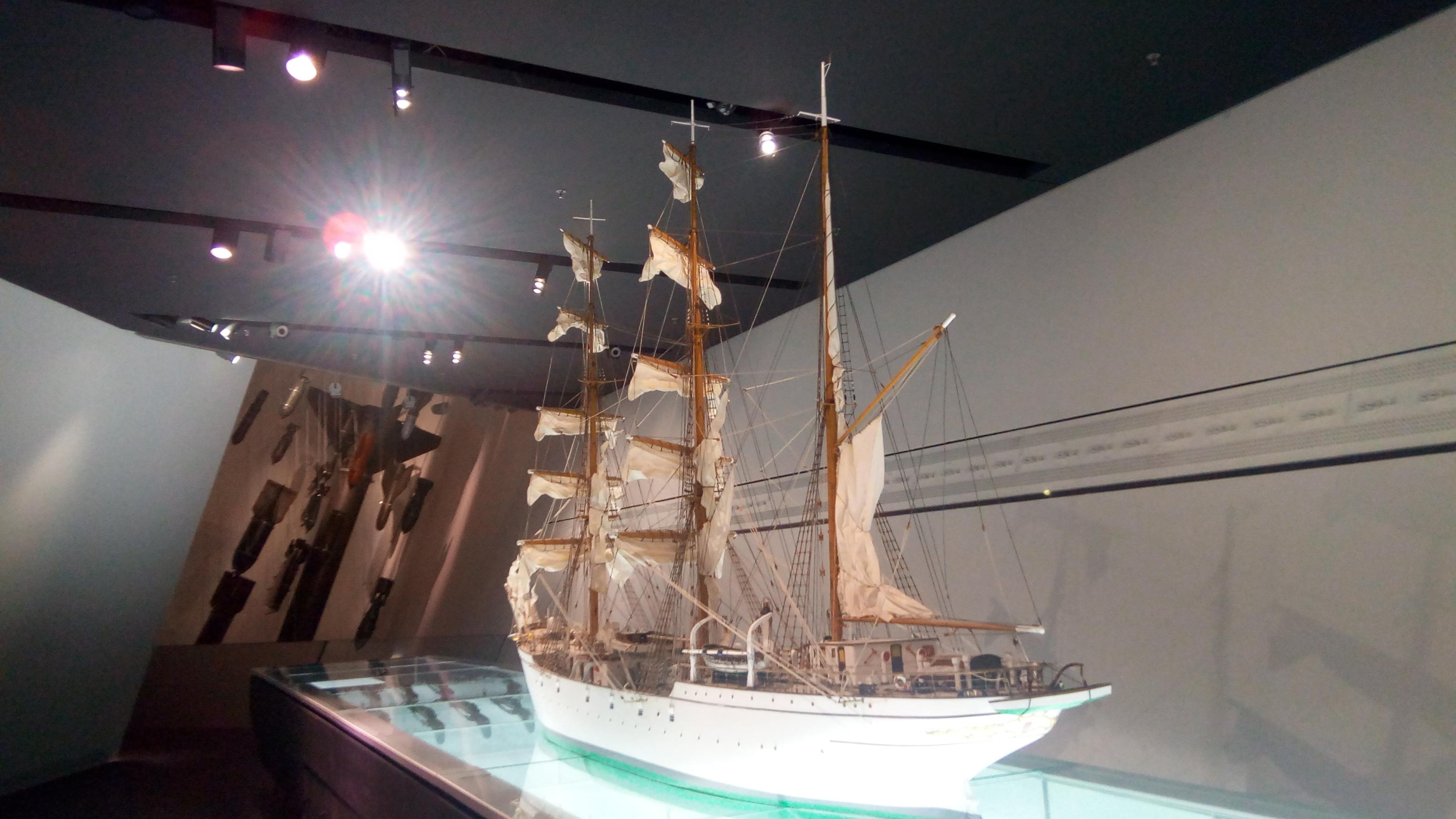 war-museum-7-miniature-ship