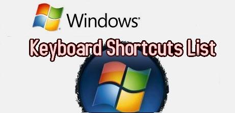 windows-XP-vista-7-8-server-2003-rc2-2012--full-complete-keyboard-shortcuts-list