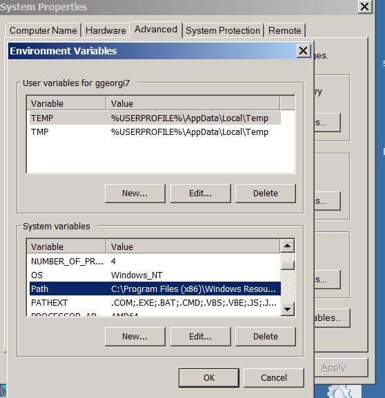 windows-add-to-path-location-of-new-binaries-putty-vim-etc-system-properties-environment-variable-screenshot