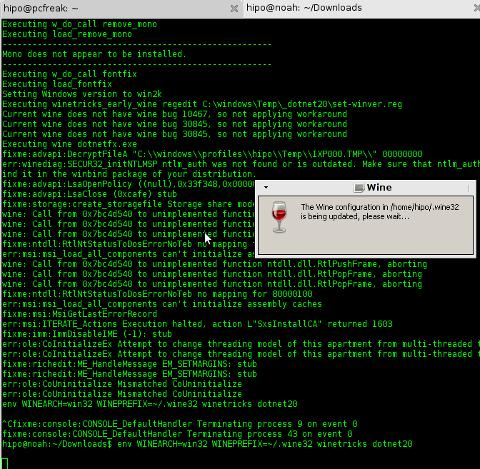 wine32-configuring-screenshot-install-dotnet-on-64bit-architecture